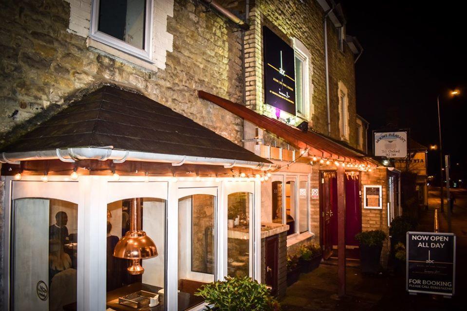 Randolph's former head chef opens new Oxford restaurant