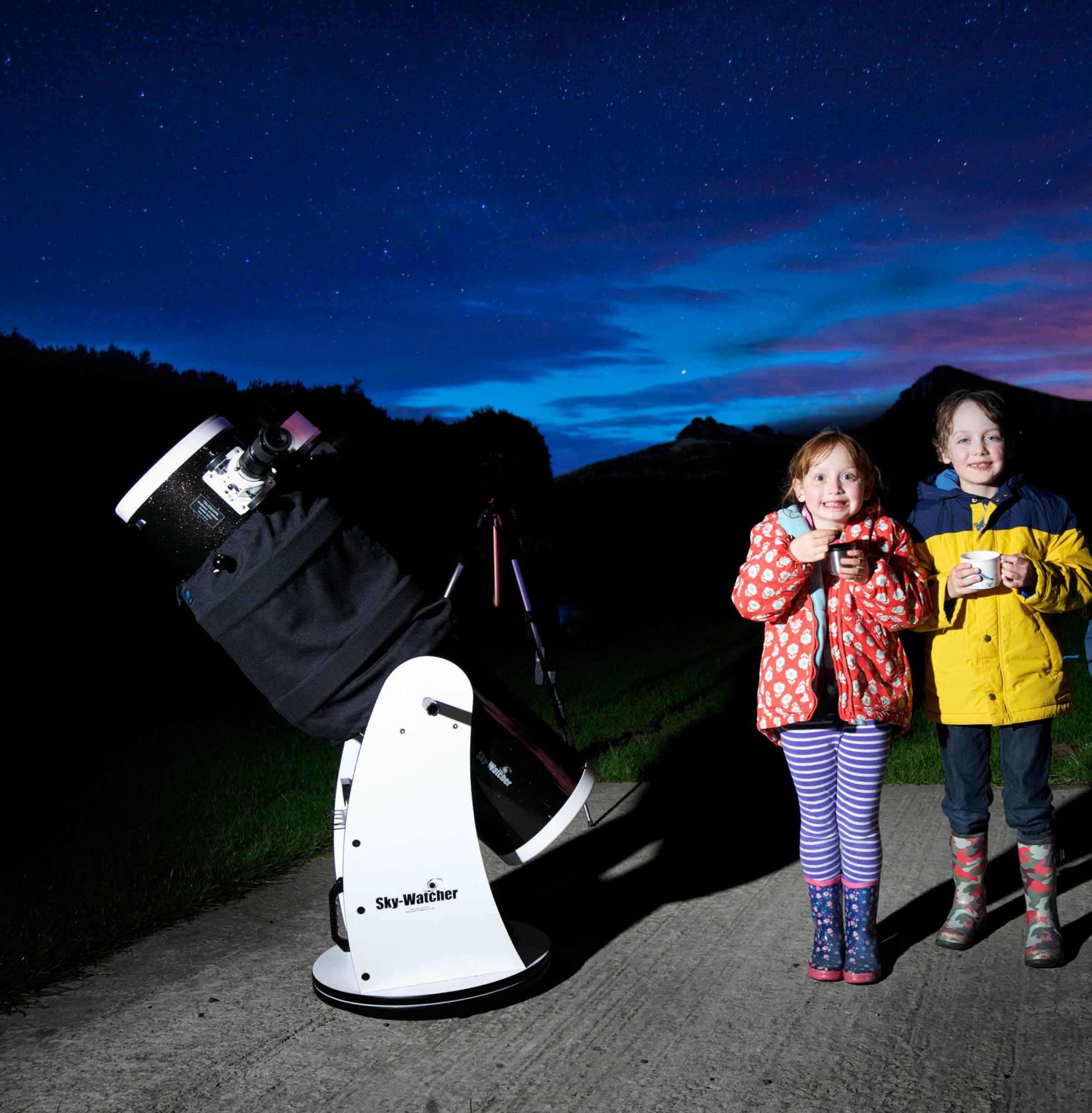 Sky-watchers recruited for charity's annual Oxfordshire star count - Oxford Mail