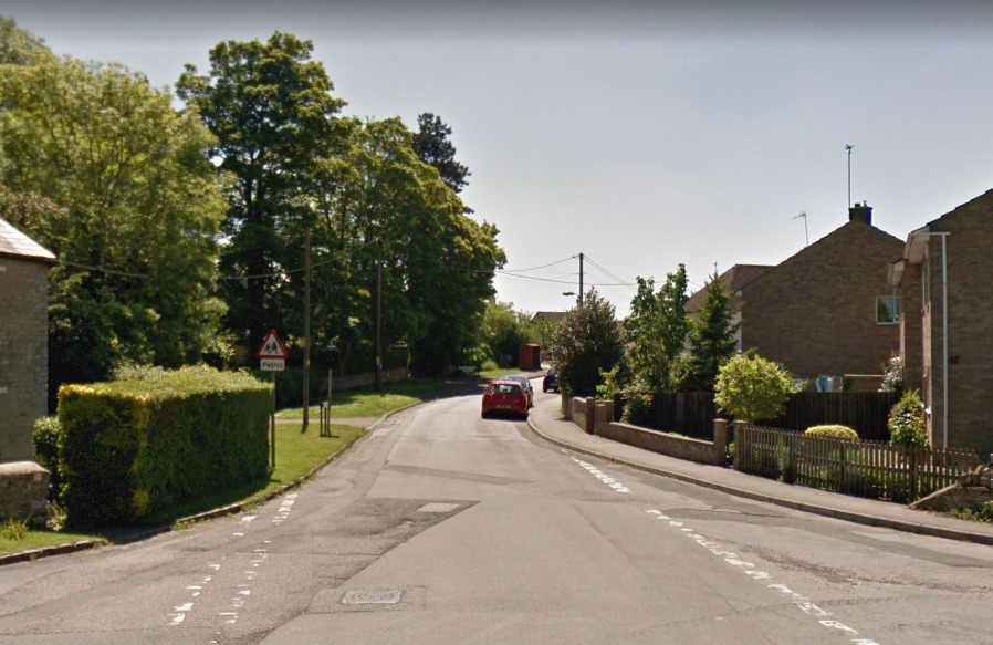 'Suspicious men' spotted cold calling in village