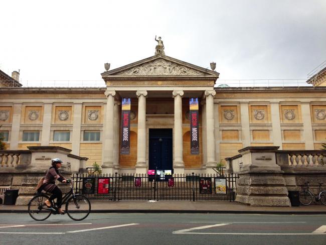 India asks Ashmolean Museum for 'stolen' bronze statue back