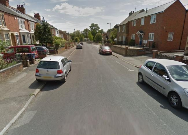 Oxford Road in Littlemore, where the zebra crossing would be. Picture: Google Maps