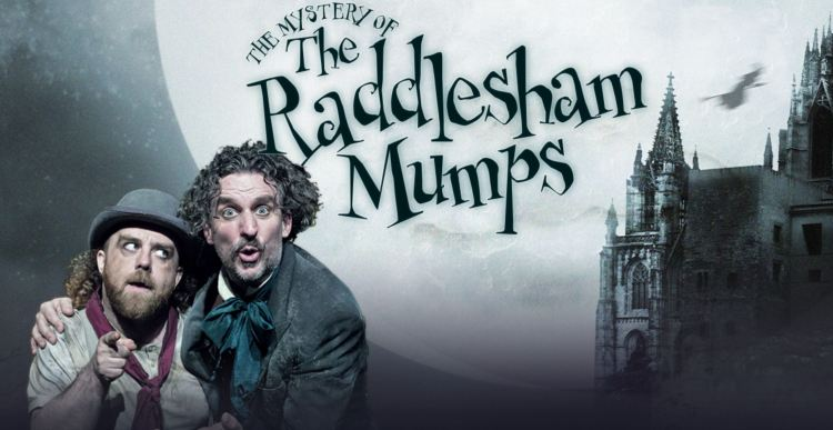 The Mystery of the Raddlesham Mumps PLUS Great Barn Festival Grounds Ticket
