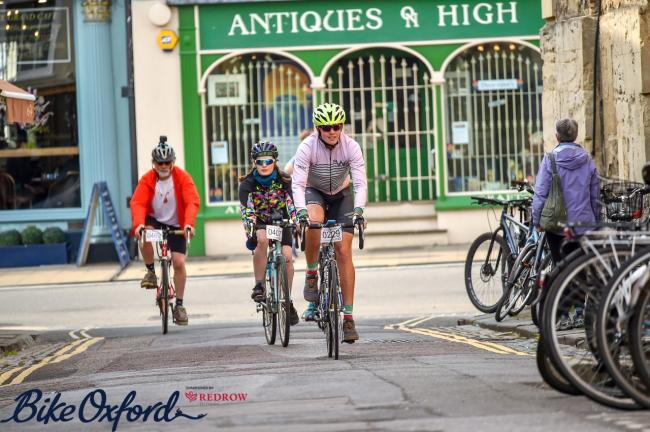 Bike Oxford has announced a new route for 2020