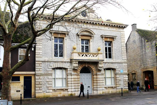 The Corn Exchange, Witney. Picture: Ric Mellis