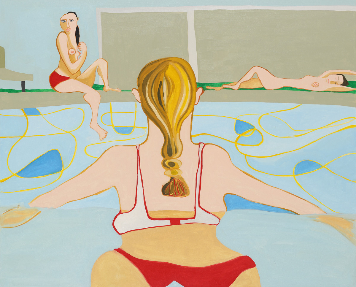 Summer Exhibition | Pool Party
