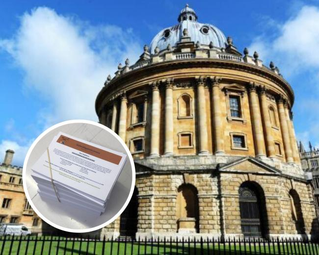 Oxford University students want to help people stuck inside because of coronavirus isolation.