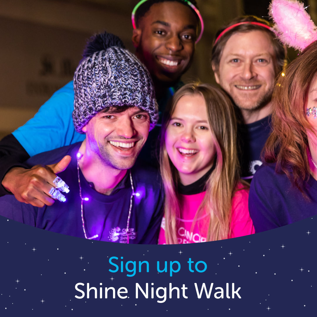 Oxford Shine Night Walk