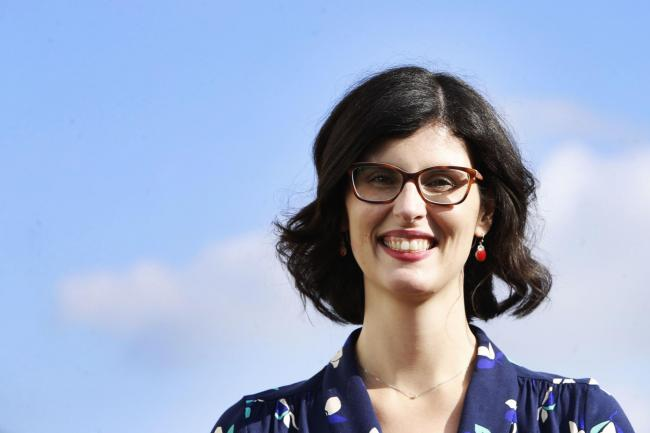 Layla Moran, Lib Dem MP for Oxford West and Abingdon. Picture: Ed Nix.