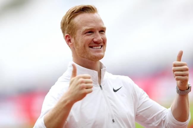 Greg Rutherford has welcomed a new campaign