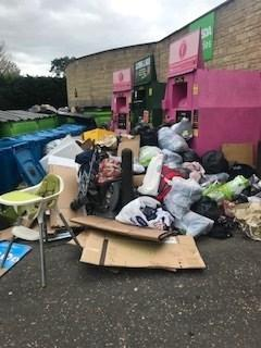 West Oxfordshire District Council is warning fly-tippers. Picture: WODC