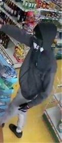 Shop staff threatened with a gun in robbery
