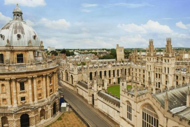 Oxford University says bus gates in city aren't enough