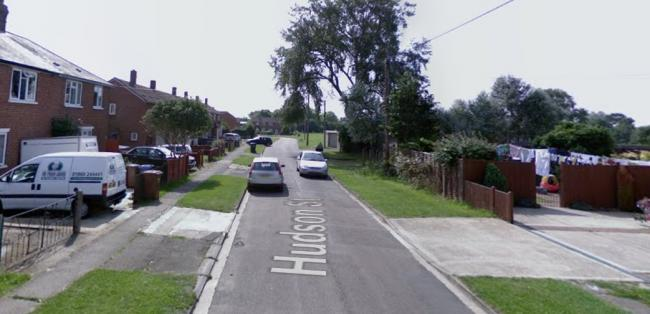 Hudson Street, Bicester. Pic: Google Maps.