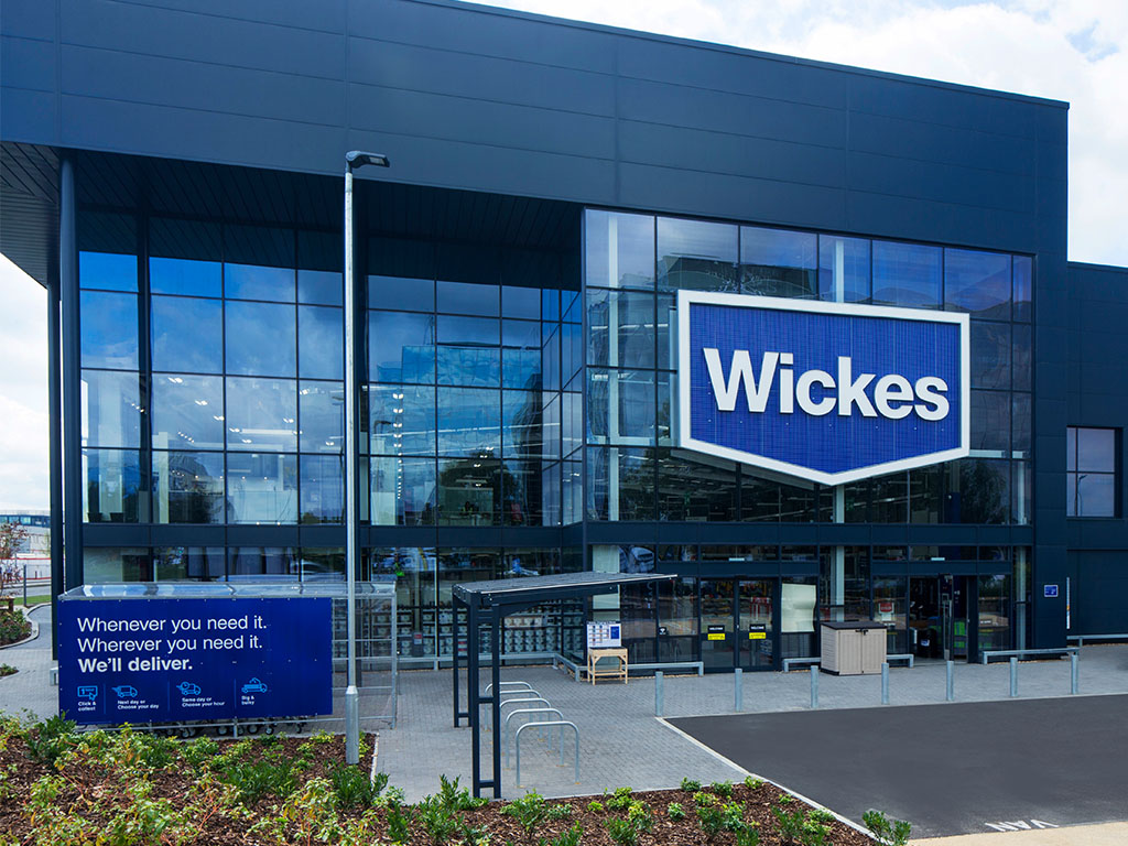Wickes reveals dates it will re-open its DIY stores