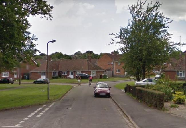 Three men 'armed with weapons' attack young man