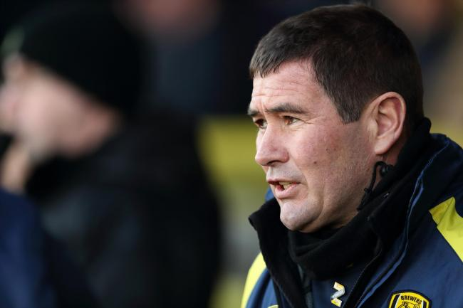 Nigel Clough had two spells in charge at Burton Albion   Picture: James Williamson