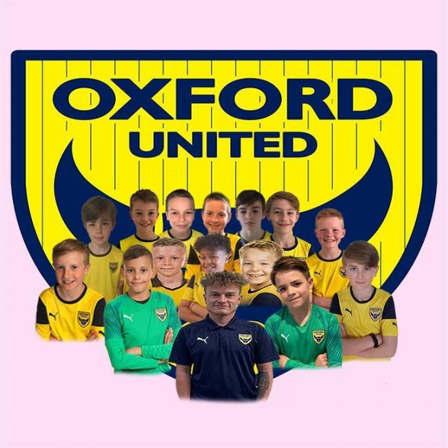 Oxford United Under 10s have been brought closer together despite lockdown