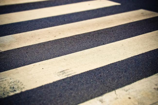 Stock image of a zebra crossing. Picture: Pixabay.