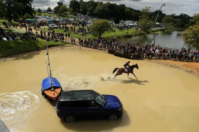 The Burghley Horse Trials will not take place this year