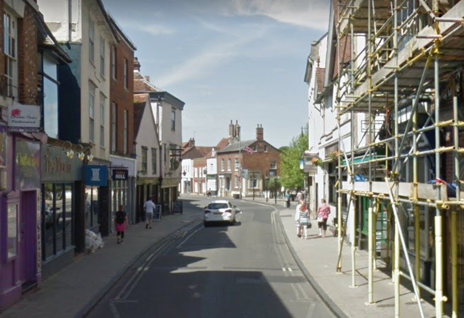 Abingdon properties CLOSED by police over drugs and antisocial behaviour
