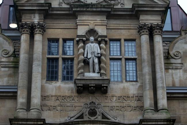 Cecil Rhodes: Oriel College board 'expresses wish' to remove statue