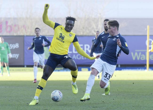 Oxford United and other EFL clubs could soon be subject to a salary cap Picture: David Fleming