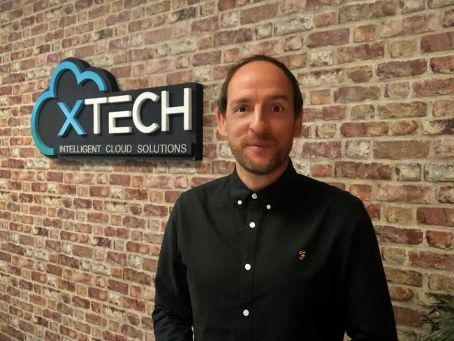 XTECH's Steve Thompson
