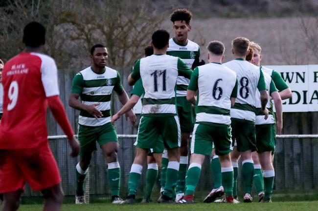 Wantage Town have announced their pre-season friendlies Picture: Ric Mellis