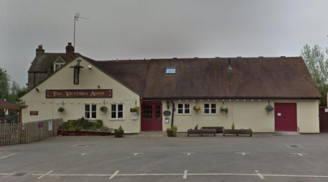 The Victoria Arms, Old Marston. Pic: Google Maps