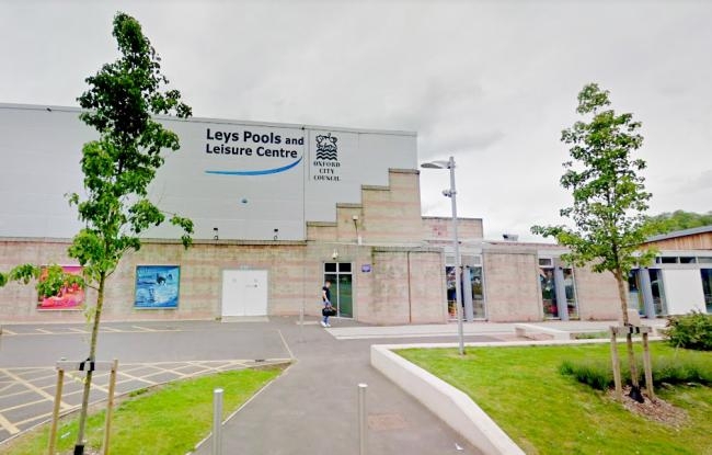 Leys Pool and Leisure Centre, Oxford. Picture: Google Maps