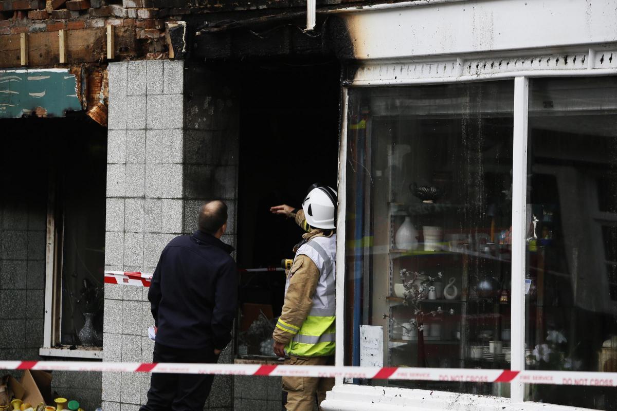 Charity shop shut for three years postpones grand reopening