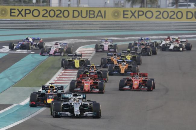 It is seven months since the last Formula 1 Grand Prix – the final race of last season at Abu Dhabi  Picture: AP Photo/Luca Bruno