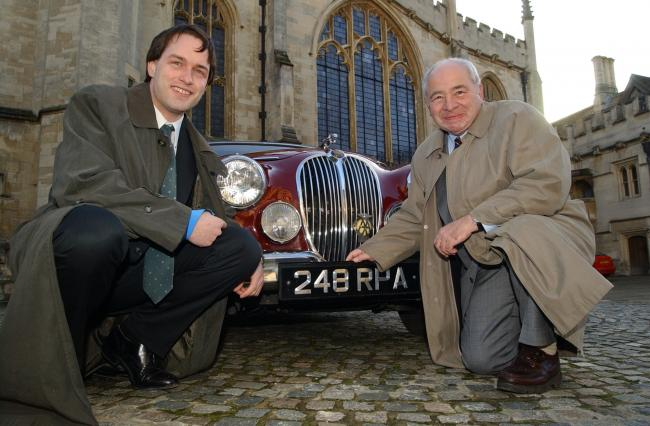 An Oxford solicitor won a slice of history in November 2001
