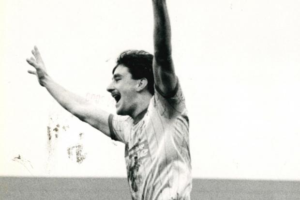 John Aldridge scored 90 goals in 141 games for Oxford United between 1984 and 1987