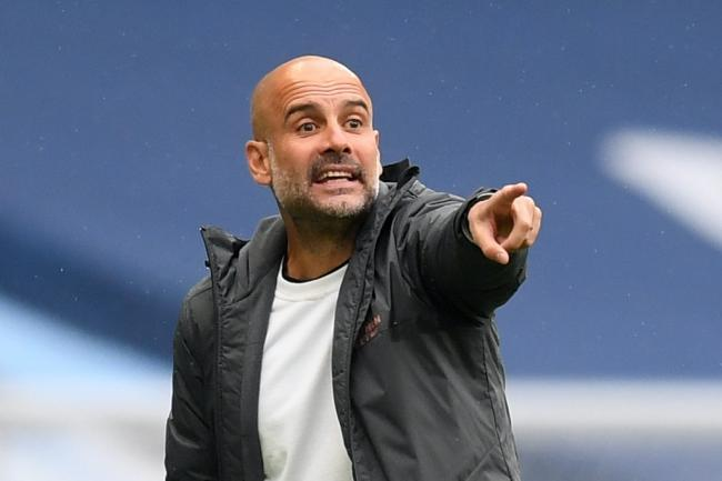 Pep Guardiola is confident Manchester City will play in Europe next season