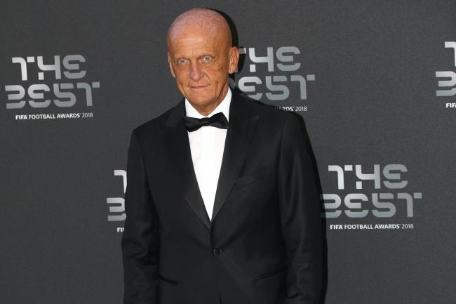 Pierluigi Collina wants a consistent worldwide approach to using VAR