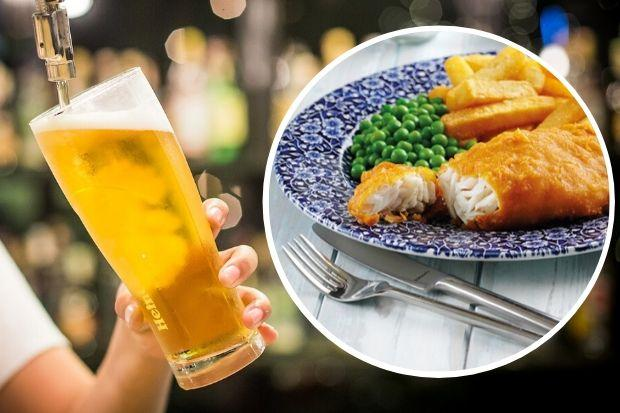 Wethersoons confirms cheaper menu as pubs join Eat Out to Help Out scheme. Picture: Newsquest