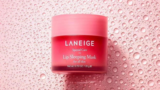 Oxford Mail: Give your lips a boost of moisture overnight with the Laneige Lip Sleeping Mask. Credit: Laneige
