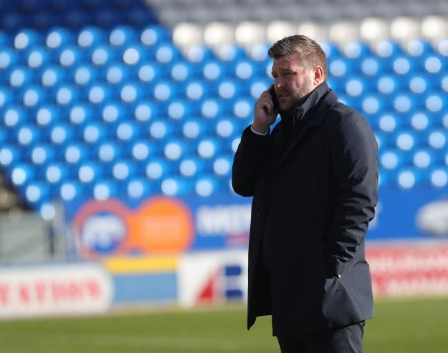 Oxford United boss Karl Robinson has had success with signing players from Northern Ireland