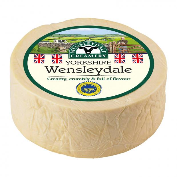Oxford Mail: Wensleydale cheese. Picture credit: Wensleydale Creamery