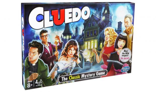 Oxford Mail: Cluedo board game. Picture: Hasbro Gaming