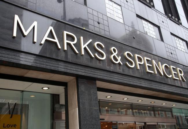 Marks and Spencer file picture.  PA/ Yui Mok