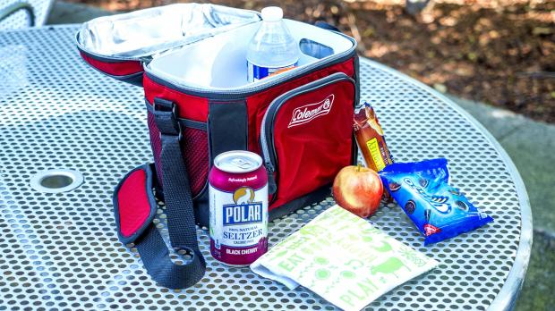 Oxford Mail: A packed lunch brings a sense of normalcy. Credit: Reviewed / Jackson Ruckar