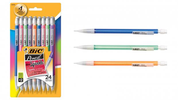 Oxford Mail: A fun pencil means a good test, right? Credit: BIC