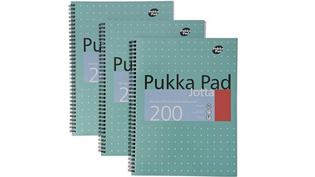 Oxford Mail: A notebook for every subject Credit: Pukka Pad