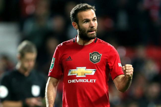 Juan Mata helped launch Common Goal, which is a pledge-based charitable movement