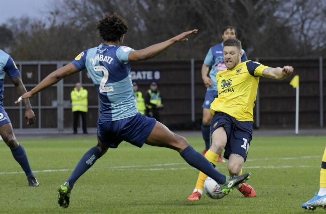 Oxford United are among the clubs against a salary cap, which will be voted on this afternoon Picture: David Fleming