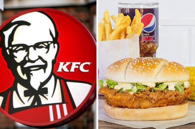 Eat Out to Help Out: KFC reveals menu discounts as it reopens for dine-in. Picture: Newsquest