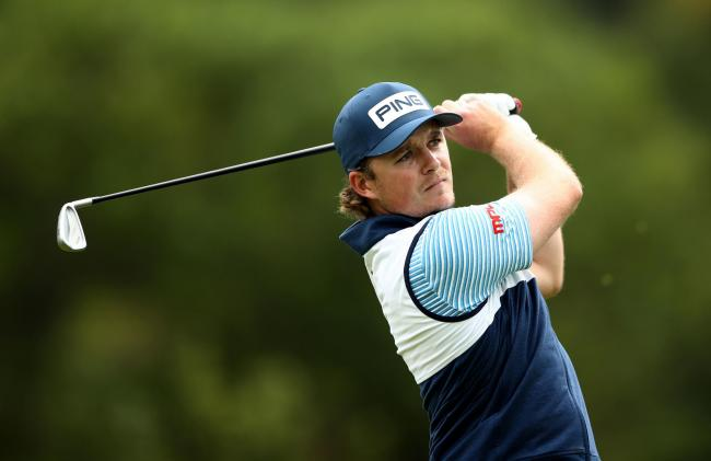 Eddie Pepperell missed the cut for the second weekend running Picture: Tim Goode/PA Wire