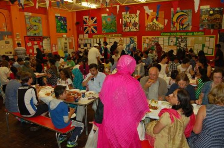 Remember When: Muslim supermums hosted fasting event